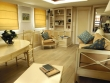 Alouette - Lounge & dining area © Belmond Afloat in France