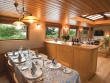 Hirondelle - Dinning Room © Belmond Alfoat in France