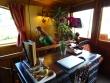 Lounge - Fleur de Lys © Belmond Afloat in France