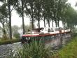 Barge © MS Elisabeth