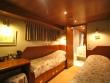 Les Cygnes Cabin © MS Elisabeth