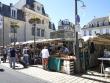 Market in St-Germain-en-Laye © MS Elisabeth
