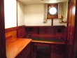 Desk in master cabin - Randle © Sonia Jones