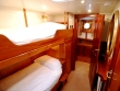 Guest cabin with bunk beds © Randle