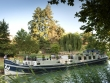 Barge moored © Saint Louis