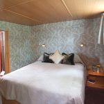 Hirondelle - Double Cabin © Belmond Alfoat in France