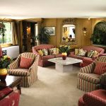 Napoleon - Living-Room © Belmond Afloat in France