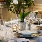Table setting © Saint Louis