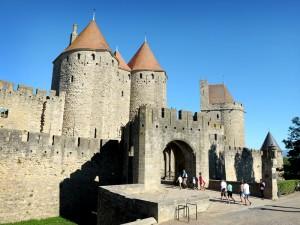 Carcassonne © Papillon