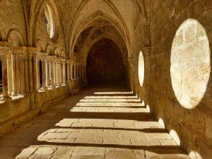 CloÎtre © Abbaye de Fontfroide