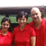 Crew - Manon, Mimi & Pascal © Mirage