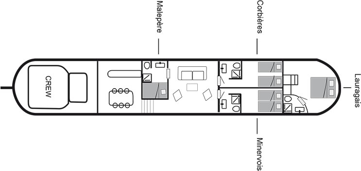 Floor plan © Savannah