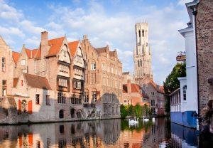 Bruges © Tourism Bruges - Jan Dhondt
