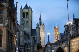 Ghent - Belgium © MS Elisabeth