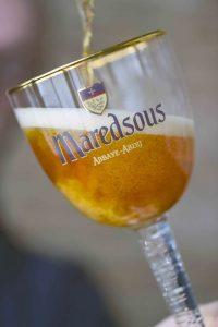 Maredsous Beer Triple