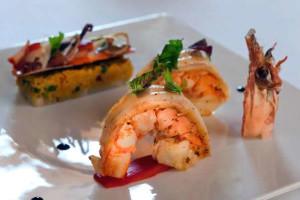 Gourmet meal at the restaurant © Savoir Vivre