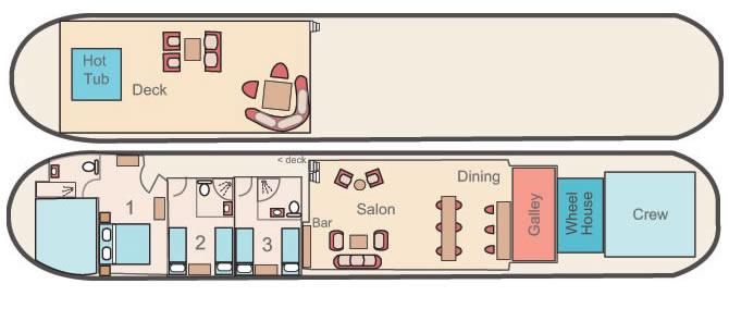 Rendez-Vous - Floor plan