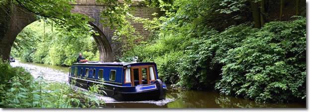 Narrowboat - UK