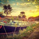 Barge © Saraphina